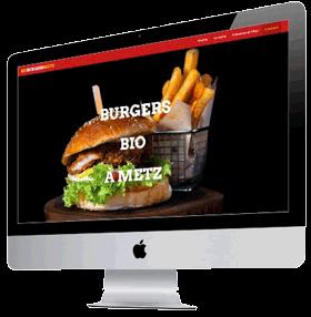 Site web professionnel et pas cher pour fast-food, restaurant, pizzeria, café