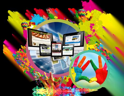 Site internet design entièrement personnalisé